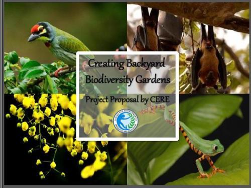 biodiversity gardens