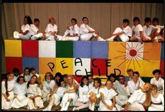 peace child latvia