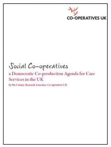 social coops cover pat conaty