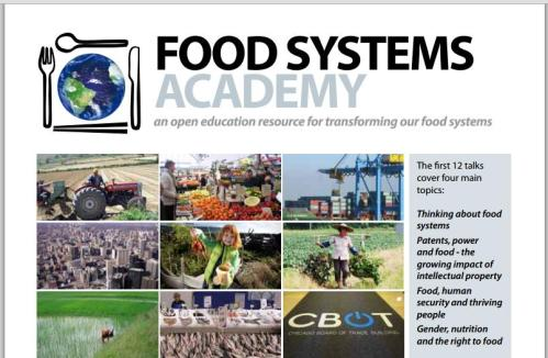 1food systems academy